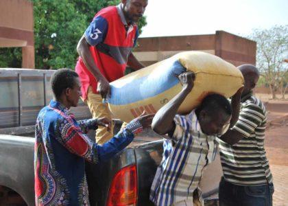Unterstützung Kinderspital Koudougou