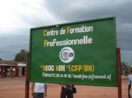Eröffnung Ausbildungszentrum béogo néré